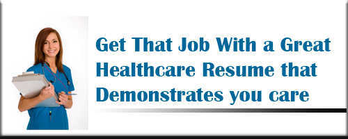 Healthcare Resume Service