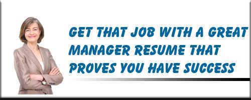 Management Resume Service