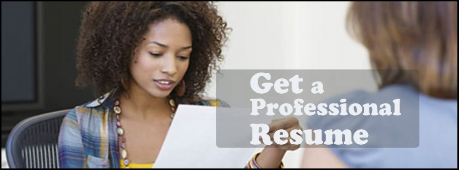 Professional resume writing ottawa