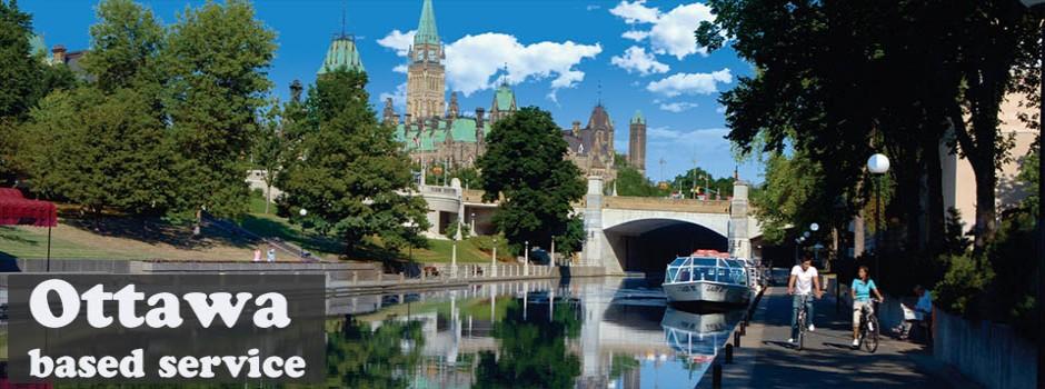 Ottawa Based Service
